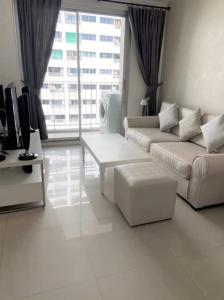 For RentCondoSukhumvit, Asoke, Thonglor : For rent: The clover thonglor, size 1 bedroom, furniture + appliances, ready to move in.