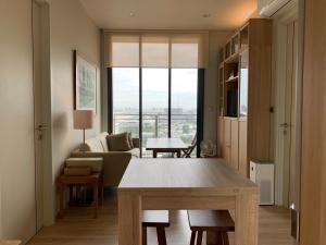 เช่าคอนโดสะพานควาย จตุจักร : คอนโดให้เช่า2ห้องนอน ห้องสวย.The LINE พหลฯ - ประดิพัทธ์