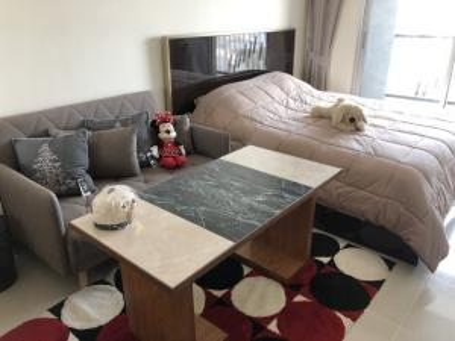 For RentCondoPattanakan, Srinakarin : Condo for rent in Pattanakarn Srinakarin area, new room, never lived in Condo Assakan Place Srinakarin