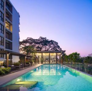For RentCondoVipawadee, Don Mueang, Lak Si : *** Nice condo for rent: Kensington Phaholyothin 63 near BTS Phahon Yothin 59