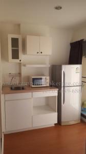 เช่าคอนโดเสรีไทย-นิด้า : ลุมพินี คอนโดทาวน์ นิด้า-เสรีไทย  1 ห้องนอน พื้นที่ทั้งหมด22.76 ชั้น02  ราคาเช่า (บาท/เดือน) 6,000฿