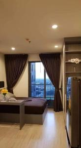 For RentCondoBangna, Lasalle, Bearing : Condo For Rent !!! Ideo Mobi Sukhumvit Eastgate, just 200 meters to BTS Bangna.