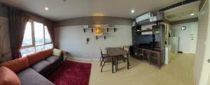 For RentCondoRama3 (Riverside),Satupadit : Condo for rent Lumpini Place Water Cliff Rama 3