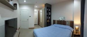 For RentCondoRatchadapisek, Huaikwang, Suttisan : Supalai Wellington 2, Building 2, Floor 6, Beautifully decorated room, full furniture at a low price.