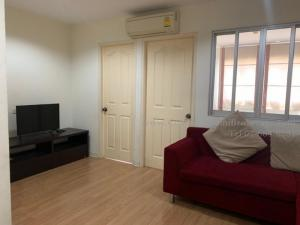 For RentCondoNawamin, Ramindra : Lumpini Ville Ramintra-Laksi, 1 bedroom, total area 30.77, floor 09, rental price (baht / month) 7,000 ฿