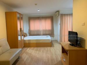 For RentCondoNawamin, Ramindra : Lumpini Ville Ramintra-Laksi 1 bedroom Total area 25.38 Floor 03 Rental price (baht / month) 7,000 ฿