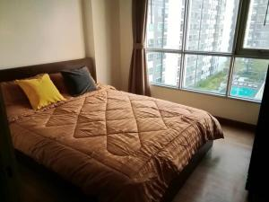 For SaleCondoKhlongtoei, Kluaynamthai : 1 bedroom 28 sq m, pool view, Aspire Rama 4.