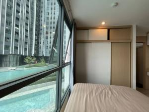 For RentCondoSiam Paragon ,Chulalongkorn,Samyan : For rent 18,000.- / 25 sq m. 8th floor ideo Q Chula / Samyan condo.