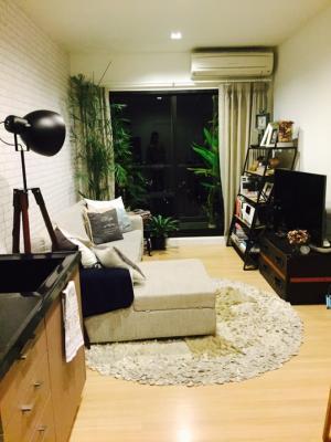 เช่าคอนโดสาทร นราธิวาส : คอนโด Loft Top Floor 1 bed สวนพลู-สาทร