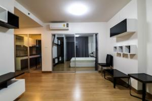 """For SaleCondoBang Sue, Wong Sawang : """"Super value for money Condo next to the train 200 meters. Condo Supalai Veranda Ratchavipha - Prachachuen (SUPALAI VERANDA RATCHAVIPHA-PRACHACHUEN) room size 43.26 sq m, 1 bedroom, 1 bathroom, 11th floor with furniture. The most special price !!!"""