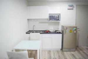 For RentCondoRama5, Ratchapruek, Bangkruai : # Condo for rent Sammakorn S9 Condominium Rattanathibet (S9 Sammakorn Rattanathibet) size 28 sq m, building A, 4th floor, rental fee 6,000 baht / month