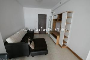 For SaleCondoRama5, Ratchapruek, Bangkruai : For sale, ready to move in, 52 square meters, the cheapest 2.19 minus, fully furnished, very new, Supalai Park Tiwanon Condo (Supalai Park Tiwawon)