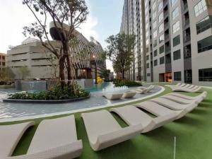 For RentCondoOnnut, Udomsuk : Condo for rent, luxury resort style, BTS Udom Suk 13,000 baht.