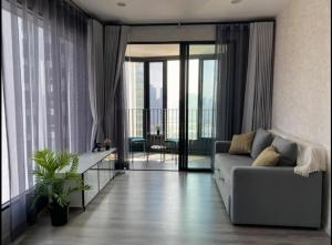 For RentCondoRama9, RCA, Petchaburi : ++++ Urgent rent +++ Ideo Mobi Asoke ** 2 bedrooms 56.41 sq m, fully furnished, ready to move in !!