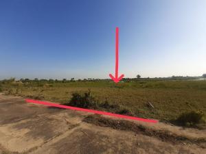 ขายที่ดินมีนบุรี-ร่มเกล้า : ขายถูกมาก ที่ดินเปล่าหนองจอก 200 ตารางวา เป็นที่ดินจัดสรร