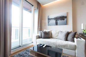For RentCondoRama9, RCA, Petchaburi : For Rent The Address Asoke (36 sqm.)