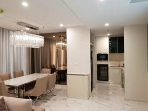 For RentCondoWitthayu,Ploenchit  ,Langsuan : 1939 (AT) -A😊 For RENT Duplex 3 bedroom for rent 🚄 Near BTS Ploenchit 🏢 Noble Ploenchit Noble Ploenchit🔔 Area: 180.61 sq m. 💲 Rent: 220,000.- baht 📞099-5919653✅LineID: @ sureresidence