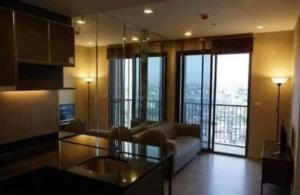 For RentCondoWongwianyai, Charoennakor : Luxury condominium for rent, NYE BY SANSIRI, near bts, Wong Wian Yai, view of Rattanakosin Island and Rama 8 Bridge.