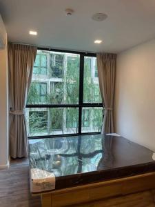 For RentCondoRatchadapisek, Huaikwang, Suttisan : For rent Atmoz Ratchada Huaykwang, furniture + appliances, ready to move in