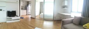 For RentCondoRama3 (Riverside),Satupadit : Condo for rent, The Trust Residence Ratchada-Rama 3, beautifully decorated, fully furnished, special *** corner room, 2 sides glass ***