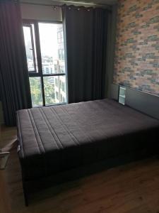 เช่าคอนโดปิ่นเกล้า จรัญสนิทวงศ์ : ✅ ให้เช่า Brix Condominium ไกล้ MRT ขนาด 34.55 ตรม พร้อมเฟอร์และเครื่องใช้ไฟฟ้า ✅