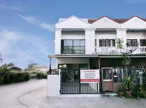 For SaleTownhouseKaset Nawamin,Ladplakao : Click here !! Super cheap sale, 2 storey townhouse, Kaset Nawamin Soi Prasert Manukit 48, newly made, very beautiful