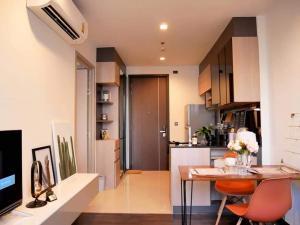 เช่าคอนโดพระราม 9 เพชรบุรีตัดใหม่ : ให้เช่าคอนโด‼เดอะไลน์ อโศก - รัชดา ใกล้ BTS อโศก, MRT พระราม 9 , 1 lห้องนอน 1ห้องน้ำ พื้นที่ 35 ตร.ม. ชั้น 9 ห้องสวย พร้อมอยู่ ราคาถูก