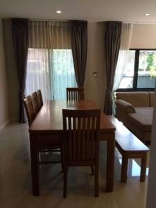 For RentHouseLadkrabang, Suwannaphum Airport : RHT417 2 storey detached house for rent, Lumpini Village, Suan Luang 9