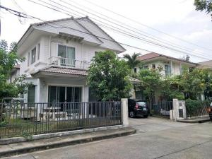 For SaleHouseRama5, Ratchapruek, Bangkruai : 2-storey detached house, Pruklada project (Tiwanon-Ratchapruek Road 345)