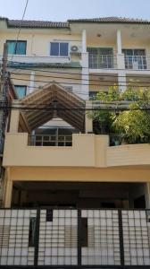 For RentHousePattanakan, Srinakarin : Townhouse for rent in Krong Thong Village AOL-F68-2101003276