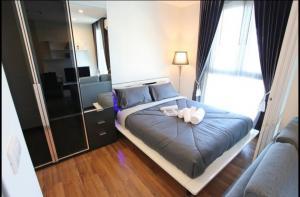 For RentCondoBang Sue, Wong Sawang, Tao Pun : For rent, Chewathai Interchange, beautiful room, fully furnished, convenient transportation, near MRT Tao Poon, central, beautiful.