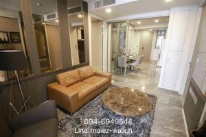 For RentCondoSukhumvit, Asoke, Thonglor : For Rent‼️Luxury & Pet friendly Condo, 2 beds 2 baths, Sukhumvit area, near BTS Phrom Phong