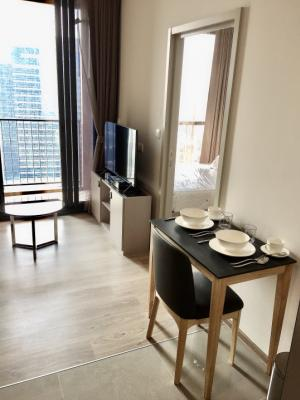 For RentCondoSukhumvit, Asoke, Thonglor : For rent Condo OKA Haus new room with beautiful decoration 🥰