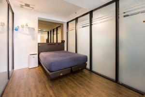 For SaleCondoRama3 (Riverside),Satupadit : Urgent sale, The pano Condo Rama 3, beautiful room, renovated, ready to move in, size 62.58 sqm., 1 bedroom, 1 bathroom, very beautiful view, view of the Chao Phraya River, 23rd floor.