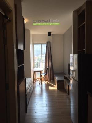 For RentCondoLadprao, Central Ladprao : #ราคาที่สุดจะคุ้ม ติดMRTลาดพร้าว( GBL0966 ) Room For RentProject name : แชปเตอร์วัน เดอะแคมปัส ลาดพร้าว 1 🔥Hot Price🔥 8,500 baht
