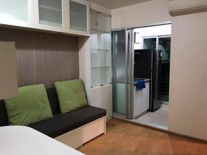 For SaleCondoOnnut, Udomsuk : M2213-Condo for sale U Delight @ On Nut Station near BTS On Nut. Fully furnished, ready to move in ++