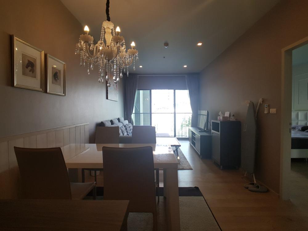 For RentCondoSukhumvit, Asoke, Thonglor : 1955 (AT) -A😊 For RENT 1 bedroom for rent 🚄 near BTS Phrom Phong Station 🏢 Noble Refine Noble Refine Area: 50.58 sq.m. 💲 Rent: 40,000.- Baht 📞099-5919653 ✅LineID: @sureresidence