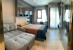 For RentCondoWitthayu,Ploenchit  ,Langsuan : For rent, Life One Wireless, closed kitchen room, beautiful decoration, high floor, complete electrical appliances, ready to move in 082-459-4297