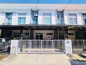 For SaleTownhouseVipawadee, Don Mueang, Lak Si : 2-storey townhome Casa City, Don Muang, on an area of 18.5 sq.w., near Don Muang airport. Near the red line
