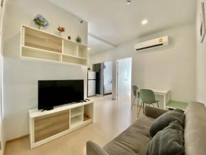 เช่าคอนโดสุขุมวิท อโศก ทองหล่อ : ⭕️ให้เช่า(2ห้องนอน) The Tree สุขุมวิท71 (ใกล้ A-Linkราม) ห้องสวยพร้อมอยู่