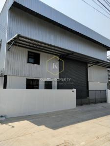 For RentWarehouseSamrong, Samut Prakan : Warehouse / office for rent 300 sq m, near Suvarnabhumi Airport, Bang Phli, Samut Prakan