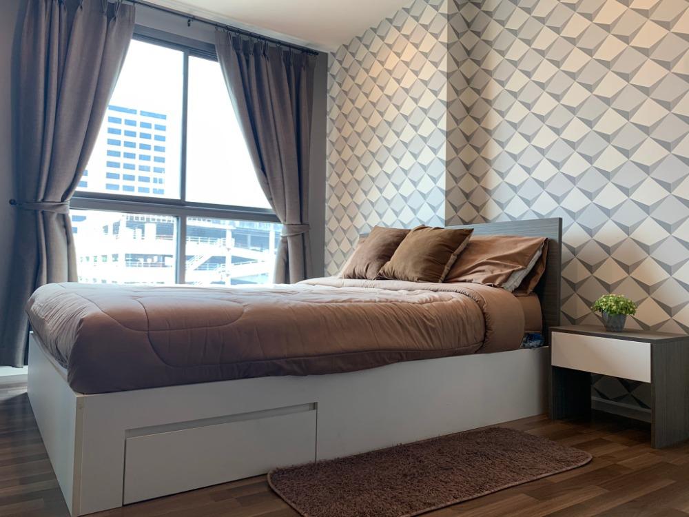 For SaleCondoRatchadapisek, Huaikwang, Suttisan : SK00120 Condo for sale Living Nest Ramkhamhaeng size 32.75 sqm. * MRT Sri Burapha *