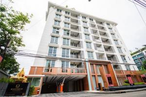 For RentCondoSukhumvit, Asoke, Thonglor : Maestro 39 Sukhumvit 39 near BTS Phrom Phong, ready to move in, 35 sq m, 20000 baht.