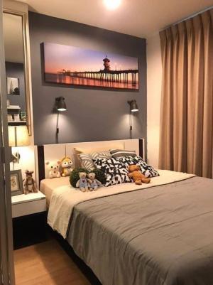 For RentCondoOnnut, Udomsuk : 6921   🔥🔥 For rent Lumpini Ville On Nut 46. Size 23 sq m. Building B1, 3rd floor #, near BTS On Nut [[Urgent inquiry 093-6269352 @ add Line]]