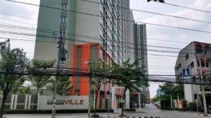 For RentCondoBang Sue, Wong Sawang : Lumpini Ville Prachachuen Phongphet 2, ready to move in, 31 sqm, starting price 7000 baht.