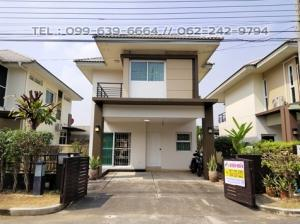 For RentHouseVipawadee, Don Mueang, Lak Si : House for rent Thoet Rachan Don Mueang Tree Village