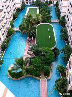 For SaleCondoPattaya, Bangsaen, Chonburi : ขายคอนโด parklaneจอมเทียนคอนโด parklane Jomtien Condo for saleparklane Jomtien 公寓出售