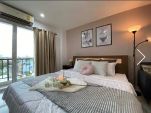 For SaleCondoOnnut, Udomsuk : Sell new renovated room The Green2 Sukhumvit 101 fully furnished.