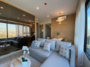 For RentCondoOnnut, Udomsuk : Rental: Knightsbridge Prime onnut: 2 bedroom