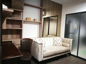 For RentCondoOnnut, Udomsuk : For rent Ideo Sukhumvit 93 one bed beautifully decorated